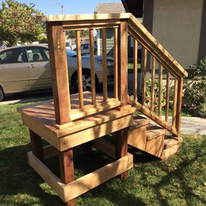 Mounting blocks,mobile home stairs,decks,porces for Sale in Alta Loma, CA