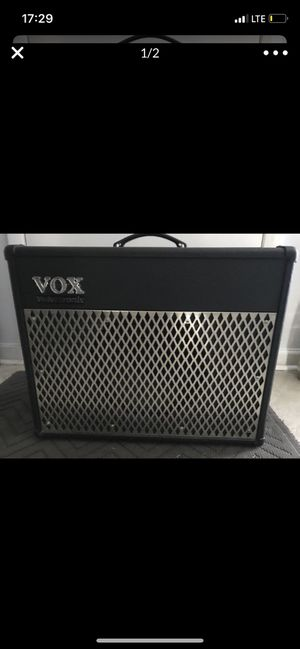 Vox Valvetronix Amplifier: TRADE for Acoustic Anp for Sale in Orlando, FL