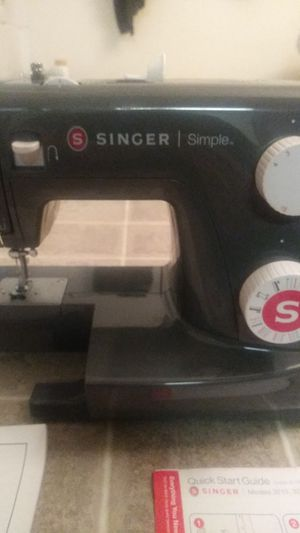 New singer sewing maching for Sale in Kent, WA