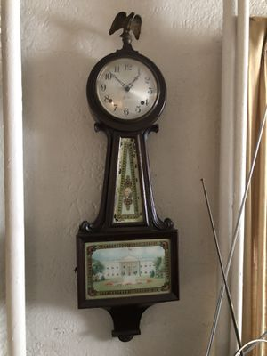 Antique Wall Clock for Sale in Westfield, NJ