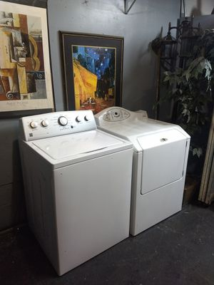 electric washer and dryer set for Sale in Airmont, NY