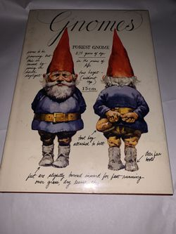 the book of gnomes for Sale in Irvine,  CA