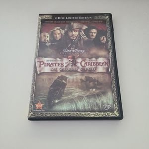 Pirates Of The Caribbean 3: At Worlds End Disney Dvd for Sale in Chicago, IL