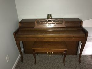 Piano & Bench for Sale in Langhorne, PA