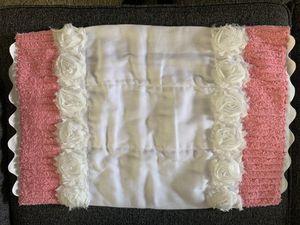 Decorative Burp Cloth for Sale in Colorado Springs, CO