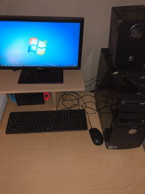 Desktop Computer. Dell Vostro 200 for Sale in Houston, TX