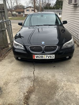 2007 BMW 5 Series for Sale in Columbus, OH