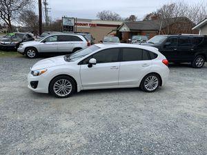 2012 Subaru Impreza Premium Automatic for Sale in Mint Hill, NC