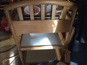 Pali changing table for Sale in Mansfield, TX