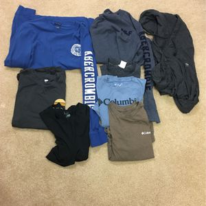 Lot Of Men's Size Small Shirts for Sale in Gainesville, VA