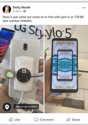 Stylo 5 for Sale in San Antonio, TX