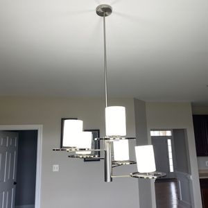 Modern chandelier for Sale in Purcellville, VA