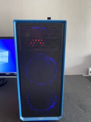Gaming pc desktop computer night king edition for Sale in North Miami Beach, FL