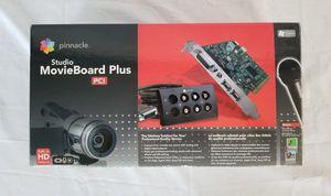 Pinnacle HD Studio MovieBoard Plus PCI for Sale in Phoenix, AZ