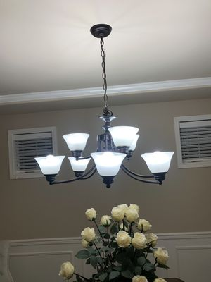 Modern chandeliers set . for Sale in Bothell, WA
