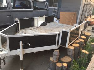7x10 trailer MOTIVATED SELLER for Sale in Crestline, CA