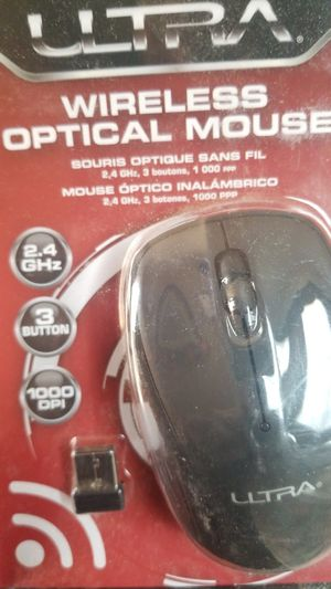Ultra wireless mouse. for Sale in Stockton, CA