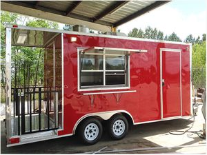 CUSTOM FOOD TRAILERS! for Sale in Houston, TX