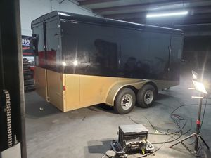 We tackled the big jobs auto painting and custom design and much more for Sale in Arlington, TX