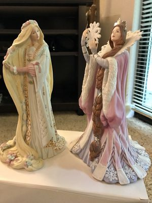 Lennox Porcelain Disney Figurines for Sale in Bothell, WA