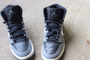 Jordan 1 Retro Rare Air Cool Grey Size 5.5 US Y for Sale in Humble, TX