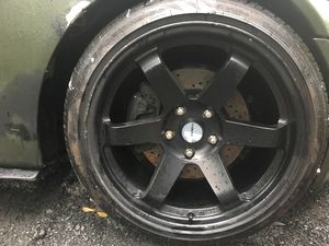 Rims 17 inch 5x114.3 for Sale in Troy, NY