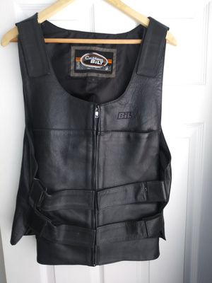 Bilt motorcycle vest for Sale in Loganville, GA