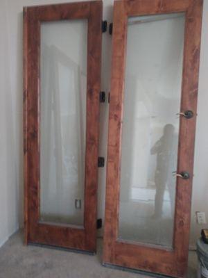 Tengo dos puertas dobles for Sale in Phoenix, AZ