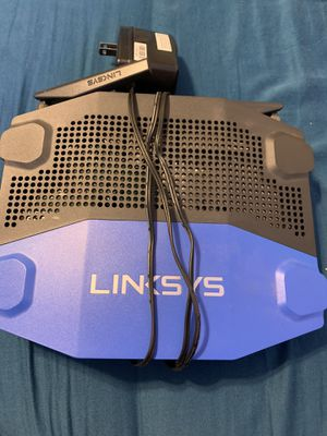 Linksys wrt1200ac with dd-wrt installed for Sale in Wellsville, OH