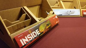 Free elementary school teacher book display storage for Sale in Novi, MI