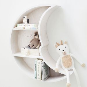 Moon Shaped Shelf - Pottery BARN for Sale in Medford, MA