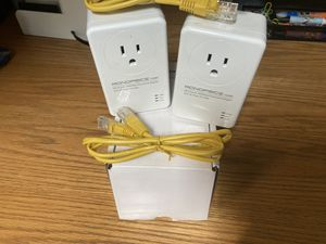 Ethernet to AC Adapter (For Gaming) for Sale in Mount MADONNA, CA