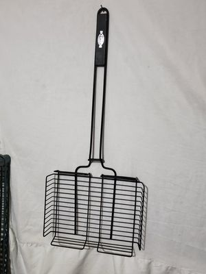 Perfect Grill Fish Grill Basket - **AS IS** - MISSING COVER for Sale in Saint Charles, MD