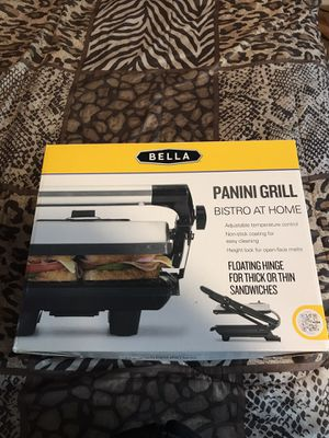 Panini grill for Sale in Silver Spring, MD