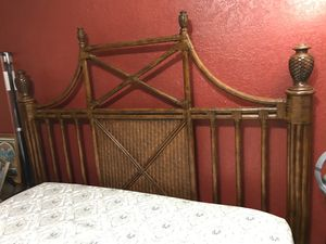 Panama Jack Queen Bed Frame for Sale in Tampa, FL
