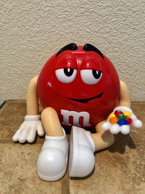 M&M Candy Jar for Sale in San Jose, CA