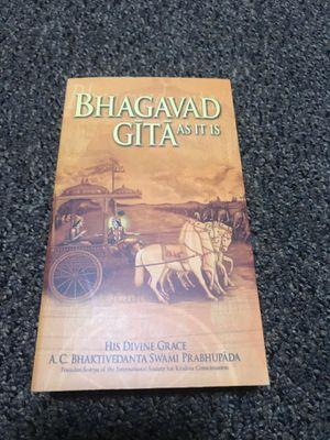 Bhagavad Gita As It Is for Sale in Goleta, CA