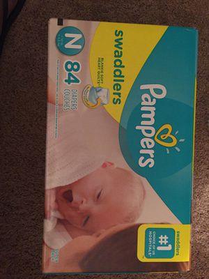 Swaddlers diaper for Sale in Camden, NJ