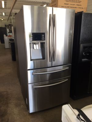 Financing - Guaranteed Refurbished Samsung French Door Refrigerator for Sale in Knoxville, TN
