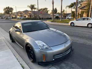 2006 Nissan 350z 6 Speed Manual for Sale in Ontario, CA