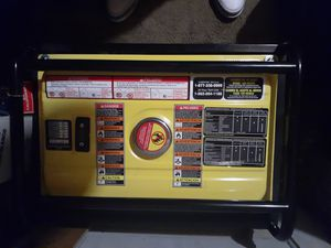 Champion 4000W Generator for Sale in Raytown, MO