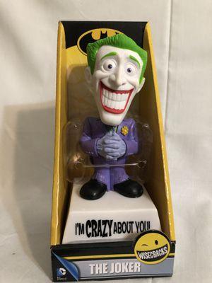 Funko DC Comics Wacky Wisecracks The Joker Action Bobblehead Figure for Sale in Chapel Hill, NC