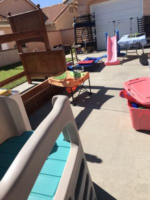 Toys, beds, dressers, baby items for Sale in Murrieta, CA