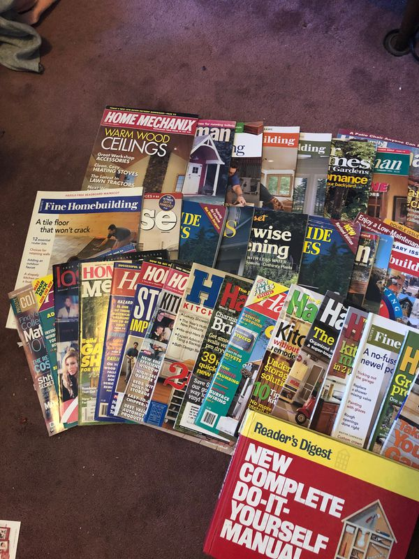 FREE magazines and book
