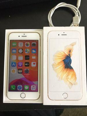 iPhone 6s unlocked 16gb for Sale in Falls Church, VA
