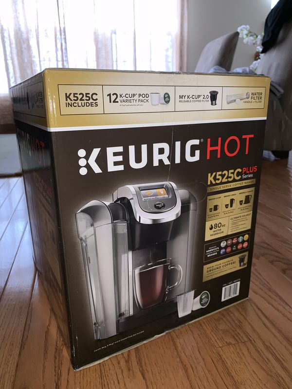 Coffee Maker Keurig K525C