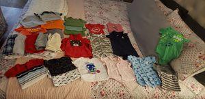Baby boy clothing/bottle lot for Sale in Milton, FL