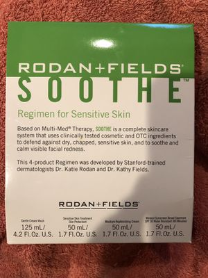 Rodan & Fields Soothe Regime for Sale in Woodinville, WA