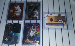 Washington Bullets Washington Wizards & Sacramento Kings Chris Webber Cards for Sale in Joliet, IL