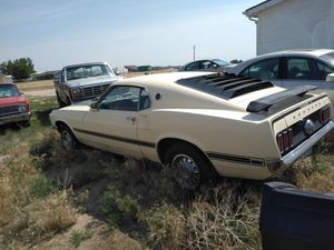 1968 mustang Mach 1 fastback for Sale in Denver, CO